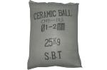 Hard White Ceramic Ball